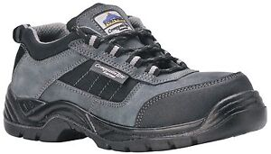 Safety Trainer Composite Protective Work Safety Footwear PPE Business Toecap
