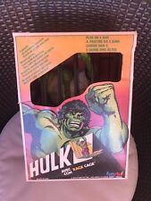HULK - Remco 1978 Marvel Comics The Incredible Hulk -Rage Cage Figure Fun Stuf
