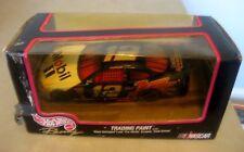 Jeremy Mayfield #12 Mobil 1 1999 Hot Wheels Trading Paint 1:24 Die Cast Nib