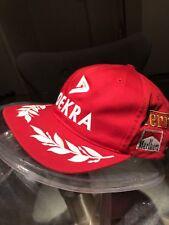 Dekra Ferrari F1 Formula One Snapback Trucker cap Michael Schumacher Collection