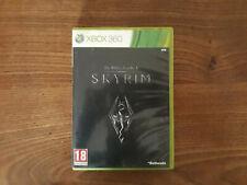 Jeu XBOX 360 Skyrim, The Elder Scrolls V