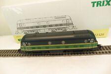 Trix H0 22320 Diesellok BR 201001 SNCB Green Metal DCC Digital Sound K01