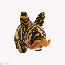 """kidrobot Tiger Stache Labbit 7 """"  - Plush - NWT - RARE !"""