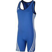 Adidas Base Lifter Gewichtheberanzug Herren L blau