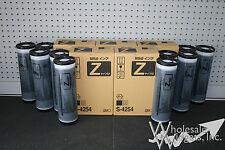 10 Genuine Riso Brand S-4254 Ink Tubes Risograph Z Type Ink RZ MZ EZ 220 390 OEM
