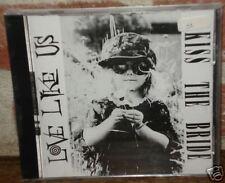 CD - LOVE LIKE US / KISS THE BRIDE (splitrelease)