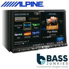"Alpine X800D-U - In Car Bluetooth Navigation System with 8"" Display DAB Radio"