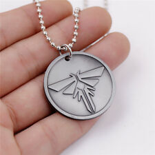 The Last of Us Left Behind Necklace Game Collection New Gift For Fans