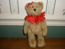 "BOYDS PLUSH 2011-10""-FASHION FAMILY COLLECTION-BLOSSOM GARDENBEARY-NEW WITH TAGS"