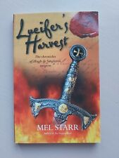 Lucifer's Harvest by Mel Starr Paperback 2016