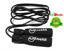 Jump rope Speed Skipping Fitness Adjustable Exercise Boxing Gym Wire - ²84