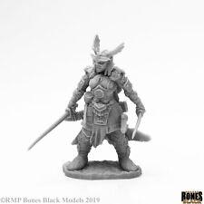 Reaper Bones Black: 44123 Frost Giant Heroine - Plastic Mini