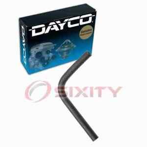 Dayco Pipe To Throttle Body HVAC Heater Hose for 1990-1994 Eagle Talon 2.0L fe