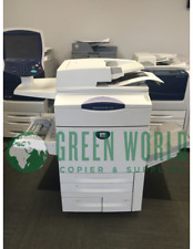 Xerox Docucolor 242 With Output Tray Prints Up To 13 X 19 Color 300gsm Meter 800k