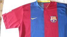 Camiseta Maglia Shirt fútbol Barcelona Nike Eto'o 9 Home