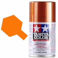 Tamiya TS-92 Metallic Orange Spray Paint Can 3 oz 100ml Mid America
