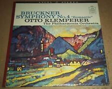 Klemperer BRUCKNER Symphony No.4 - Angel S-36245 SEALED
