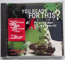 You Ready for This? Music from the Extreme Games V/A CD 1995 Alt Indie Rock