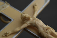 antique Christ hand carved ,religious wall cross,crucifix