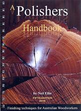 A Polisher's Handbook - Ellis - 196 Pages - French Polishing Instruction - B1558