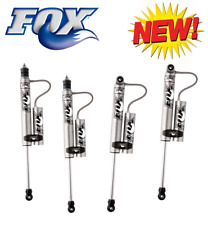 "2014-2019 Dodge Ram 2500 Fox Shocks 2.0 Remote Rez Front/Rear For 6"" Lift Kits"