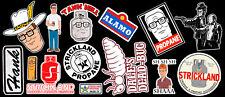14 Propane King Vinyl Sticker Pack