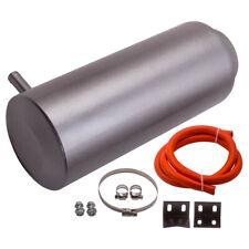 800ml Aluminum Cylinder Radiator Coolant Catch Tank Overflow Reservoir Kit 800ml