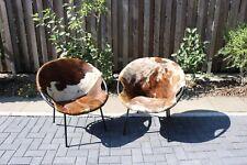 Vintage Balloon Chair Hans Olsen für Lusch& Co 60er 70er mid century Sessel