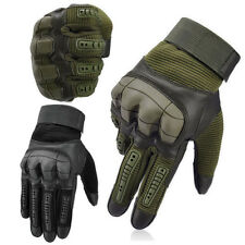 New Army Combat Tactical Gloves Men Military Full Finger Gloves Shoot Mittens US