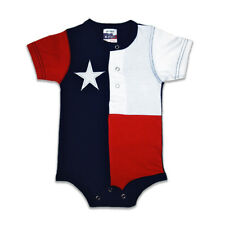 Texas Flag Baby One Piece | Bodysuit | Rockpoint Apparel