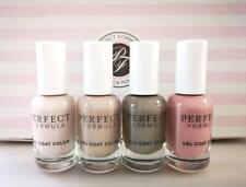 NEW Perfect Formula Gel Coat Nail Polish - REFINED, ELEGANT, POISED, GRACEFUL