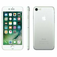 Téléphones mobiles argentés Apple iPhone 7, 32 Go