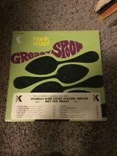 HANK MARR Greasy Spoon LP 1969 US King Promo