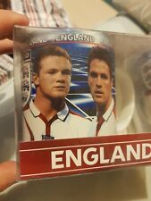 England 2004 Official Fa mug Owen Rooney Beckham Rare collectable world cup gift