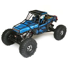 Losi 1/10 Night Crawler SE 4WD Rock Crawler Brushed RTR (Blue) - LOS03015T1