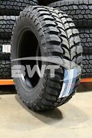 2 New Roadone Cavalry M/T 125 Q MUD Tires 2856518,285/65/18,28565R18