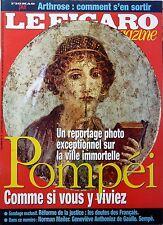 Mag 1999: POMPEI_MICHEL BLANC_SEMPE_KATE WINSLET_MATTHIEU CHEDID_NORMAN MAILER