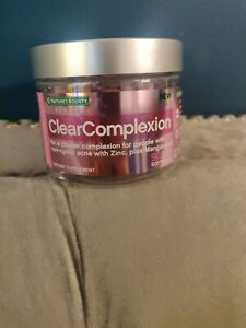 NEW Nature's Bounty ClearComplexion Beauty Soft Gel Vitamins (90 Count)
