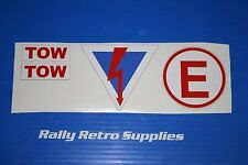 kill switch sticker ford escort mk 2 mk 1 rs rally fiesta st cosworth ka tow b