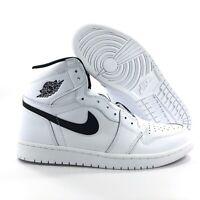 Nike Air Jordan 1 Retro High OG Yin Yang White Black 555088-102 Men's 9.5-14