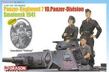 DRAGON 6655 1/35 Panzer-Regiment 7 10.Panzer-Division, Smolensk 1941