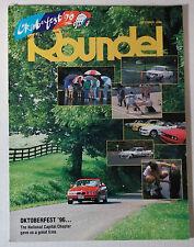 ROUNDEL BMW MAGAZINE 1996 OCTOBER OKTOBER M5 M6 M3 E92 E90 E46 E30 E36 F13 E24