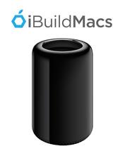 Apple Mac Pro (2015) Quad 3.7GHz, 64GB RAM, 256GB SSD, D300 2GB, Mint