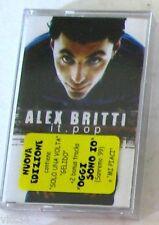 ALEX BRITTI - IT.POP - Musicassetta  Sigillata MC K7