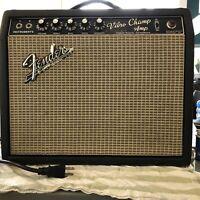 Fender Vibro Champ Vintage 1966 Blackface