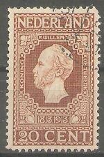 nederland  95 gestempeld  c.w.  €  15,00