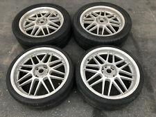 18 Racing Hart Evolution C2 Jdm Multi Lug Wheels 18x75 42 5x114x100