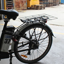 Bicycle Mountain Bike Rear Rack Seat Post Mount Pannier Luggage Carrier Plate