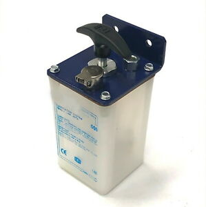 Hand Pump For WADKIN Moulder Central Lubrication - GENUINE PARTS -QUICK DELIVERY