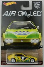 2017 Hot Wheels *AIR-COOLED #4* Yellow VOLKSWAGEN VW SP2 *NIP*